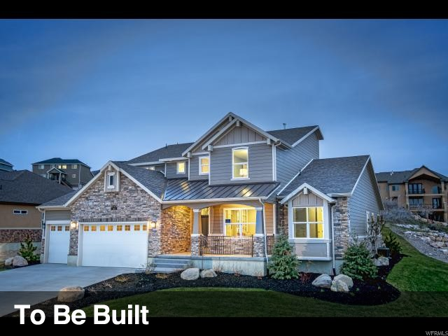 Single Family for Sale at 1249 E GOLDSPUR Lane Fruit Heights, Utah 84037 United States