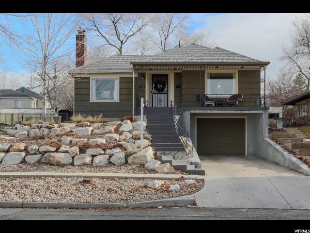 Home for sale at 861 S 1400  East, Salt Lake City, UT  84105. Listed at 459900 with 4 bedrooms, 2 bathrooms and 2,226 total square feet