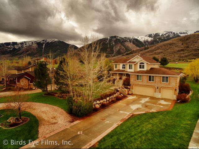 Single Family for Sale at 4575 N 3150 E Liberty, Utah 84310 United States