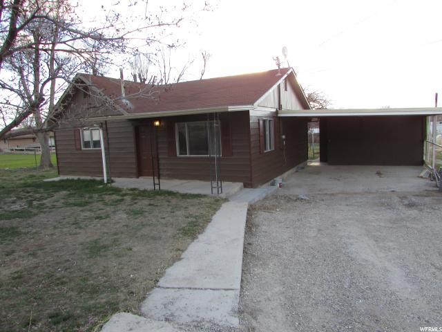 Один семья для того Продажа на 471 N 200 E Mayfield, Юта 84643 Соединенные Штаты