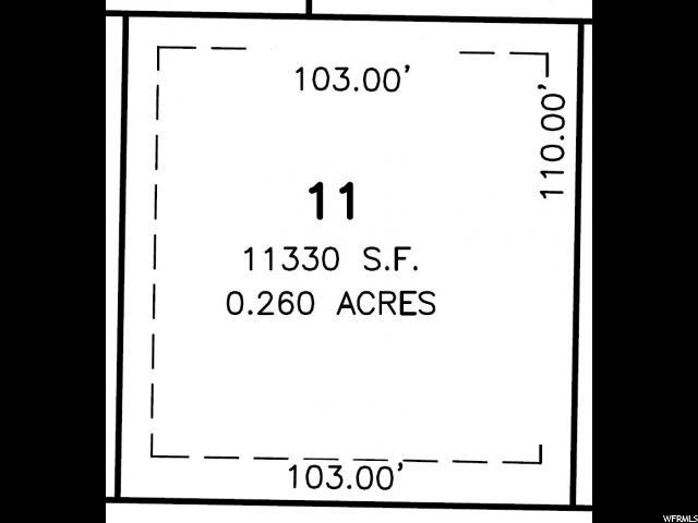 11 LOT WASHINGTON VIS Washington, UT 84780 - MLS #: 1422671