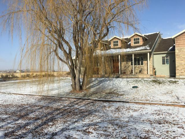 Single Family for Sale at 8265 E 7500 N Lapoint, Utah 84039 United States