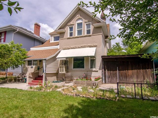 Home for sale at 615 S 900 East, Salt Lake City, UT  84102. Listed at 325000 with 4 bedrooms, 2 bathrooms and 2,681 total square feet