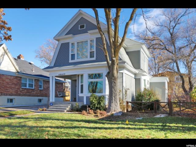 Home for sale at 1917 S 1500 East, Salt Lake City, UT 84105. Listed at 389900 with 4 bedrooms, 2 bathrooms and 1,945 total square feet