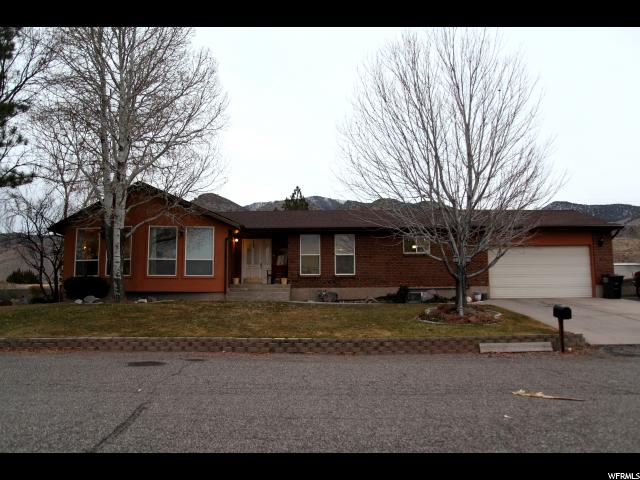 Single Family for Sale at 205 S FOOTHILL Drive Monroe, Utah 84754 United States