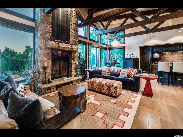 Single Family for Sale at 1410 AERIE Drive Park City, Utah 84060 United States