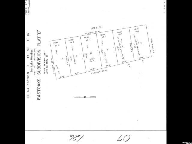 Additional photo for property listing at 430 S 1800 E 430 S 1800 E Fruit Heights, Utah 84037 Estados Unidos