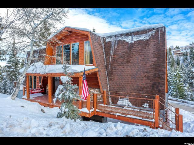 Single Family for Sale at 285 E SAINT MORITZ STRASSE Summit Park, Utah 84098 United States
