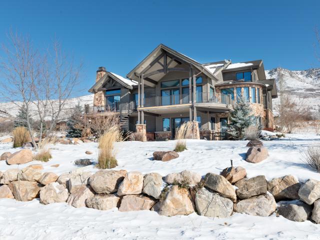 Single Family for Sale at 3708 N MIDDLE FORK Road Eden, Utah 84310 United States