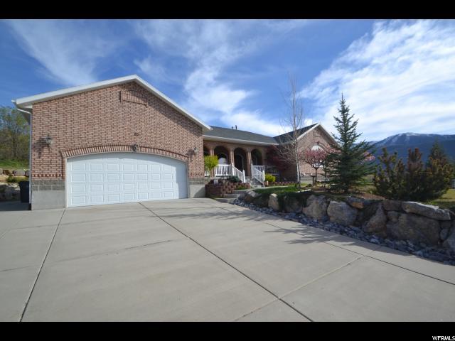 单亲家庭 为 销售 在 65 W COLEY'S CV 65 W COLEY'S CV Elk Ridge, 犹他州 84651 美国