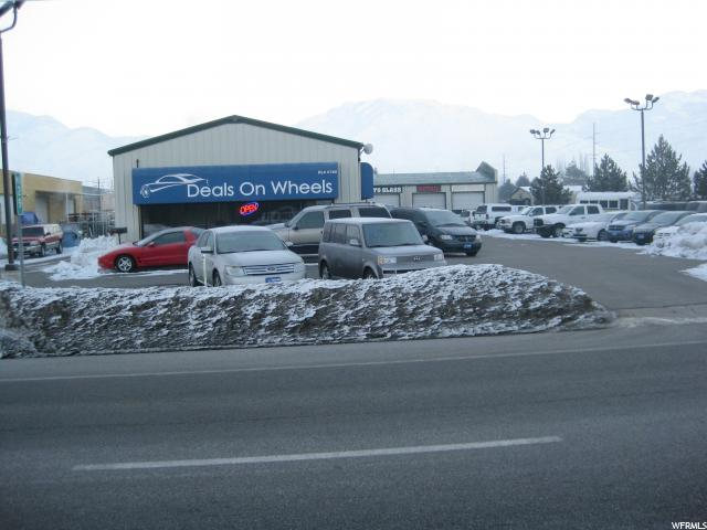 商用 为 销售 在 1840 N MAIN Street North Logan, 犹他州 84341 美国