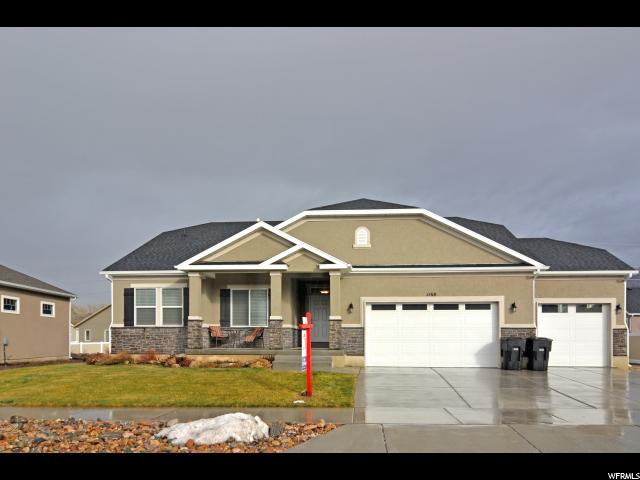 Single Family for Sale at 1168 E CANYON Drive South Weber, Utah 84405 United States