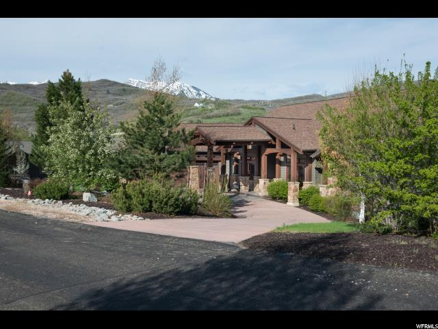 Single Family for Sale at 6502 SUMMIT COVE Road 6502 SUMMIT COVE Road Huntsville, Utah 84317 United States