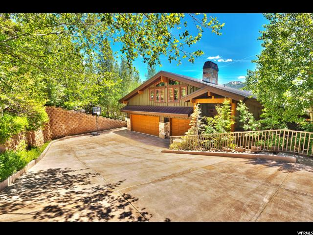 Single Family for Sale at 3538 OAK WOOD Drive Park City, Utah 84060 United States
