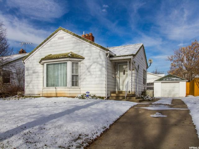 Home for sale at 1647 E Garfield Ave, Salt Lake City, UT 84105. Listed at 349900 with 4 bedrooms, 2 bathrooms and 1,812 total square feet