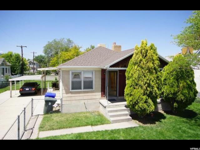 Home for sale at 3598 S 700  East, Salt Lake City, UT  84106. Listed at 214900 with 3 bedrooms, 2 bathrooms and 2,240 total square feet