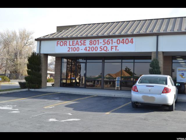 Коммерческий для того Аренда на 7045 S STATE Street 7045 S STATE Street Unit: 1 Midvale, Юта 84047 Соединенные Штаты