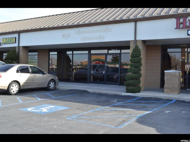Commercial for Rent at 7045 S STATE STREET 7045 S STATE STREET Unit: 8 Midvale, Utah 84047 United States
