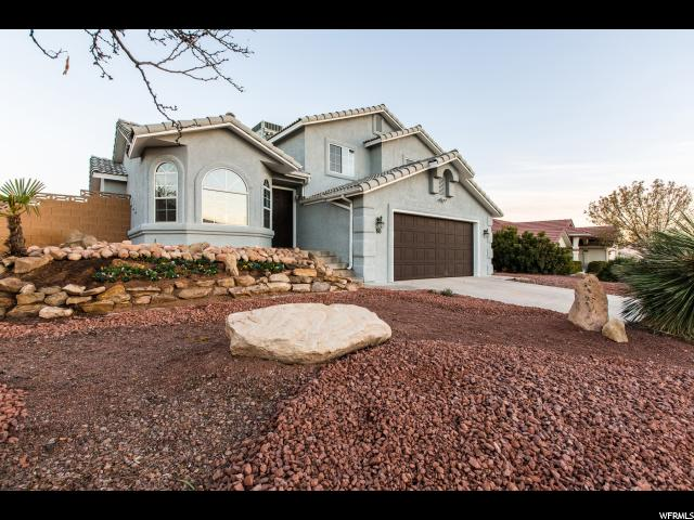 MLS #1423512 for sale - listed by Bob Richards, Keller Williams Realty St George (Success)