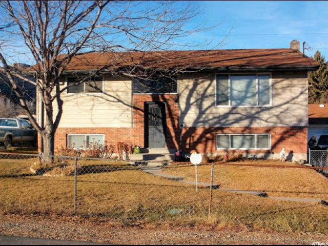 Single Family for Sale at 106 W 300 N Helper, Utah 84526 United States
