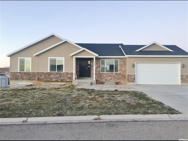 单亲家庭 为 销售 在 3423 E 1280 N Ballard, 犹他州 84066 美国