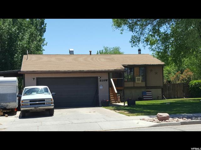 Single Family for Sale at 219 W 650 N 219 W 650 N Vernal, Utah 84078 United States