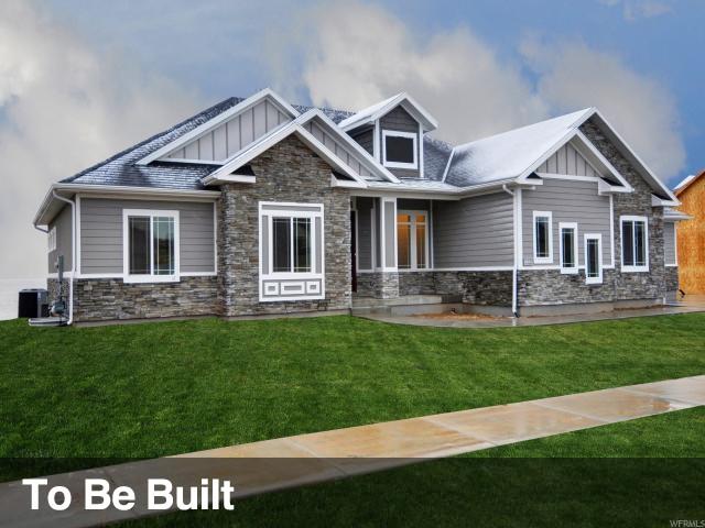 单亲家庭 为 销售 在 7907 N BUCKHORN Road Lake Point, 犹他州 84074 美国
