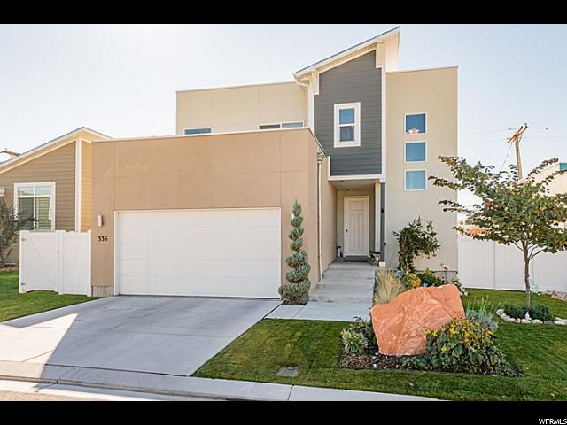 Home for sale at 336 E Terra Sol  Dr., Salt Lake City, UT  84115. Listed at 369900 with 4 bedrooms, 4 bathrooms and 2,625 total square feet