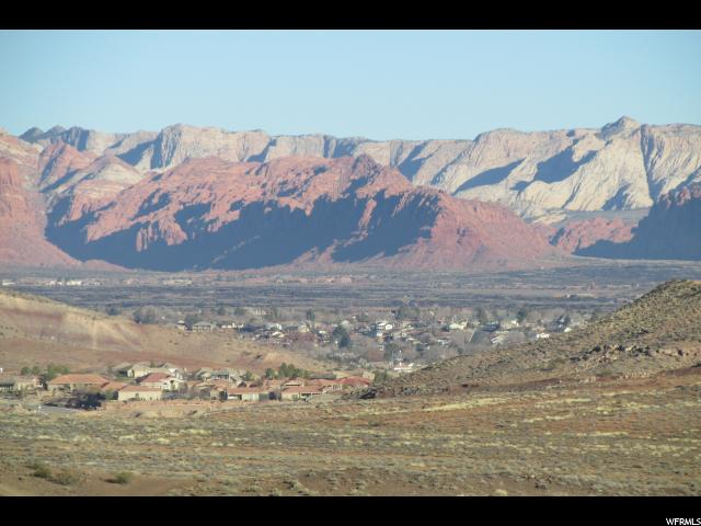 Land for Sale at 2800 W SUNBROOK Drive St. George, Utah 84770 United States
