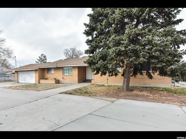 Один семья для того Продажа на 3336 W 3100 S West Valley City, Юта 84119 Соединенные Штаты