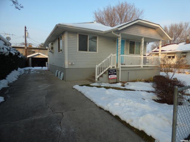 Home for sale at 157 E 3185 South, South Salt Lake, UT  84115. Listed at 216000 with 2 bedrooms, 1 bathrooms and 1,516 total square feet