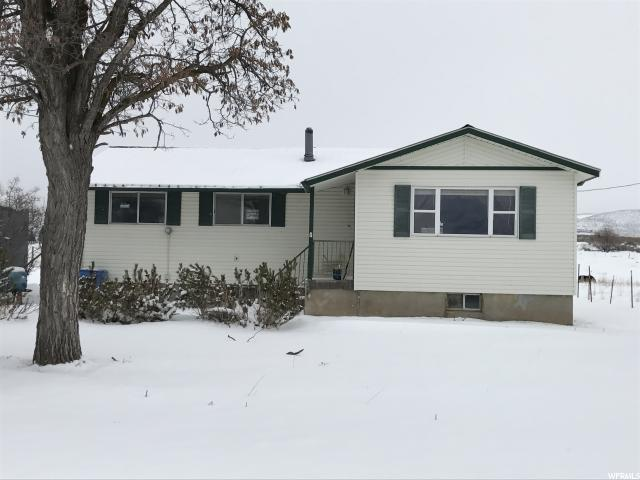 Single Family for Sale at 10118 S HALL Road McCammon, Idaho 83250 United States