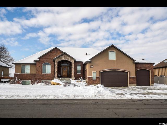 单亲家庭 为 销售 在 1235 N 4150 W West Point, 犹他州 84015 美国