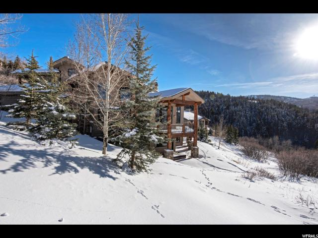 Single Family for Sale at 6 EAGLE Court Park City, Utah 84060 United States