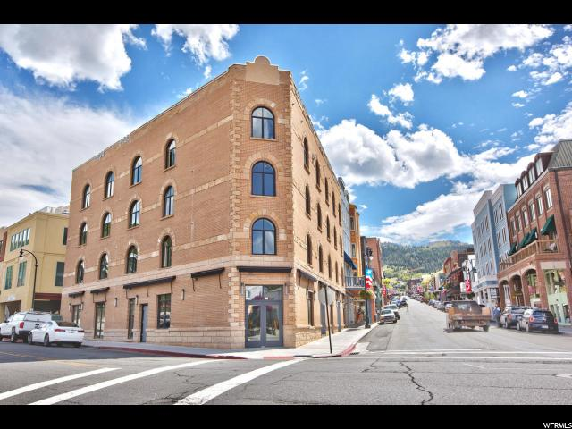 Condominium for Sale at 632 MAIN Street 632 MAIN Street Unit: 4C Park City, Utah 84060 United States