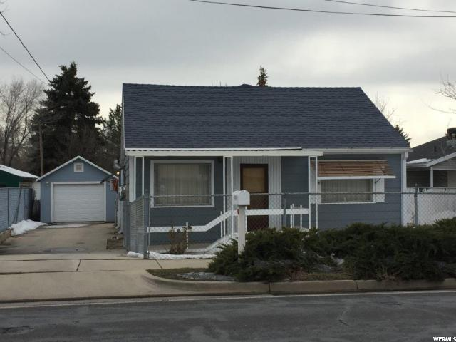 Home for sale at 1418 E 3900 South, Salt Lake City, UT  84124. Listed at 249900 with 2 bedrooms, 2 bathrooms and 1,196 total square feet