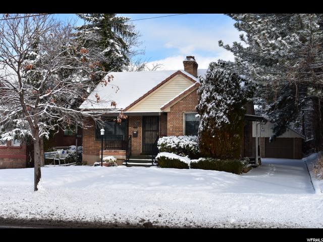 Home for sale at 825 E 1700 South, Salt Lake City, UT  84105. Listed at 299900 with  bedrooms, 3 bathrooms and 1,898 total square feet