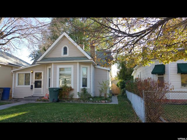 Home for sale at 346 E Downington Ave, South Salt Lake, UT  84115. Listed at 209000 with 2 bedrooms, 1 bathrooms and 1,133 total square feet