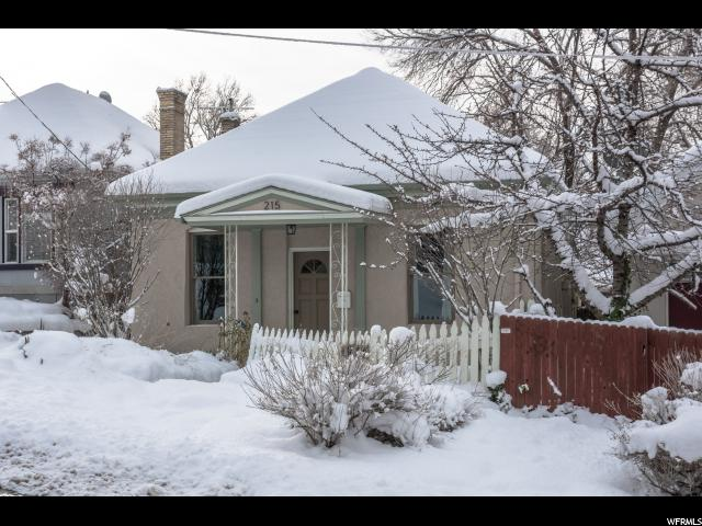 Home for sale at 215 W Reed Ave, Salt Lake City, UT 84103. Listed at 275000 with 2 bedrooms, 1 bathrooms and 1,489 total square feet