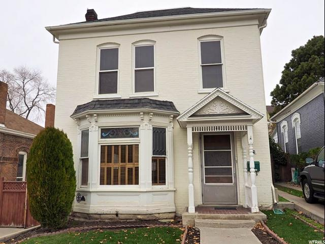 Home for sale at 177 L St, Salt Lake City, UT 84103. Listed at 350000 with 4 bedrooms, 2 bathrooms and 2,216 total square feet