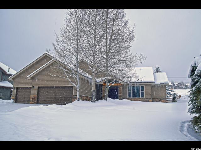 Single Family for Sale at 4801 WINCHESTER Park City, Utah 84098 United States