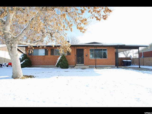 Single Family for Sale at 2114 N 350 W Sunset, Utah 84015 United States