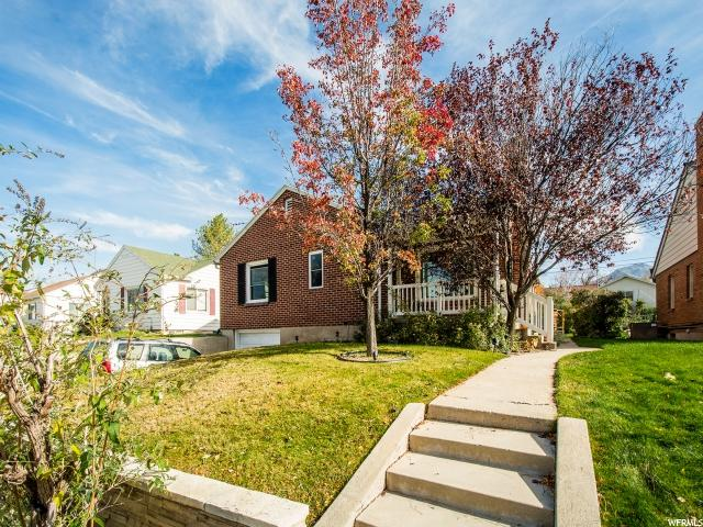 Home for sale at 2495 S Filmore St, Salt Lake City, UT  84106. Listed at 409900 with 4 bedrooms, 2 bathrooms and 2,368 total square feet