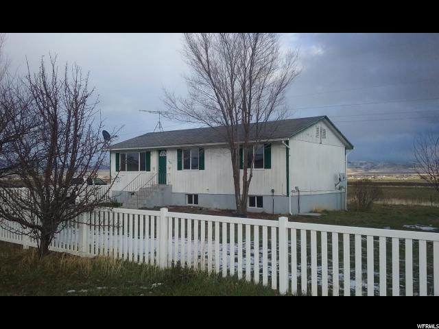 Single Family for Sale at 15800 N 6000 W Riverside, Utah 84334 United States