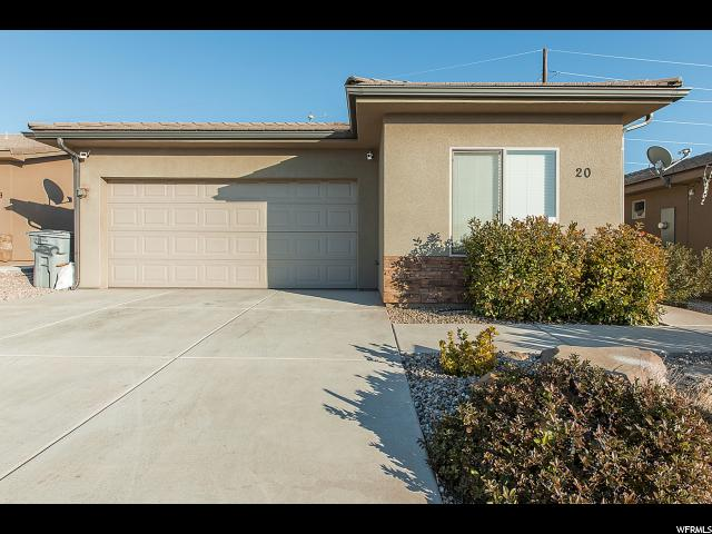 MLS #1424629 for sale - listed by Bob Richards, Keller Williams Realty St George (Success)