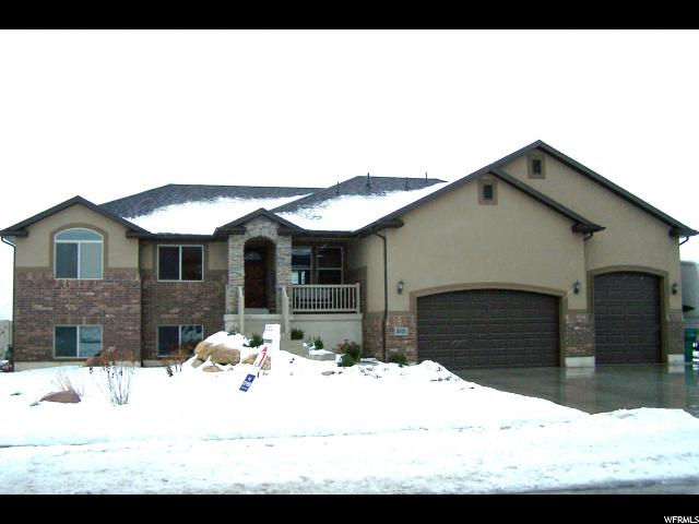 Unifamiliar por un Venta en 5571 W 5725 S Hooper, Utah 84315 Estados Unidos