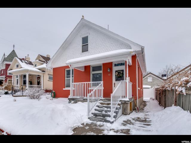 Home for sale at 162 N E, Salt Lake City, UT 84103. Listed at 300000 with 2 bedrooms, 1 bathrooms and 910 total square feet
