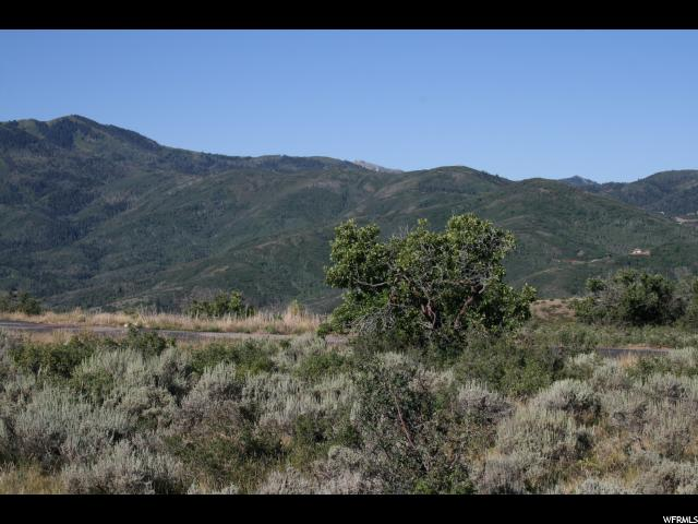 Land for Sale at 1695 RED HAWK Trail Park City, Utah 84098 United States