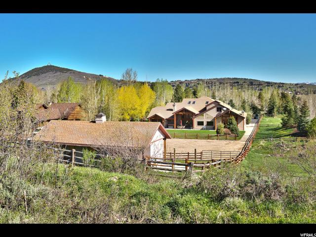 Additional photo for property listing at 2440 HOLIDAY RANCH LOOP Road  Park City, Utah 84060 United States