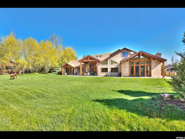 Additional photo for property listing at 2440 HOLIDAY RANCH LOOP Road  Park City, Utah 84060 États-Unis